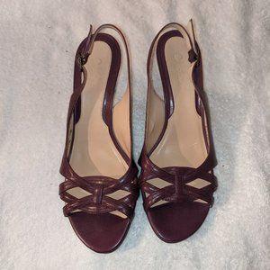 Cole Haan Sling Back Sandals Size 7.5